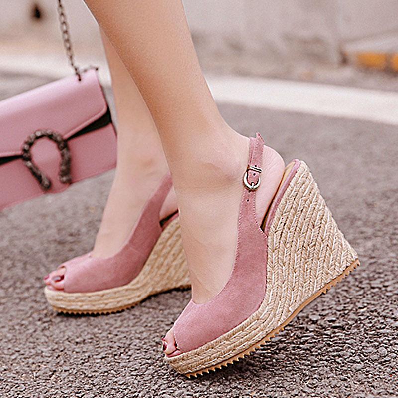 Ferragamo Wedge Heels