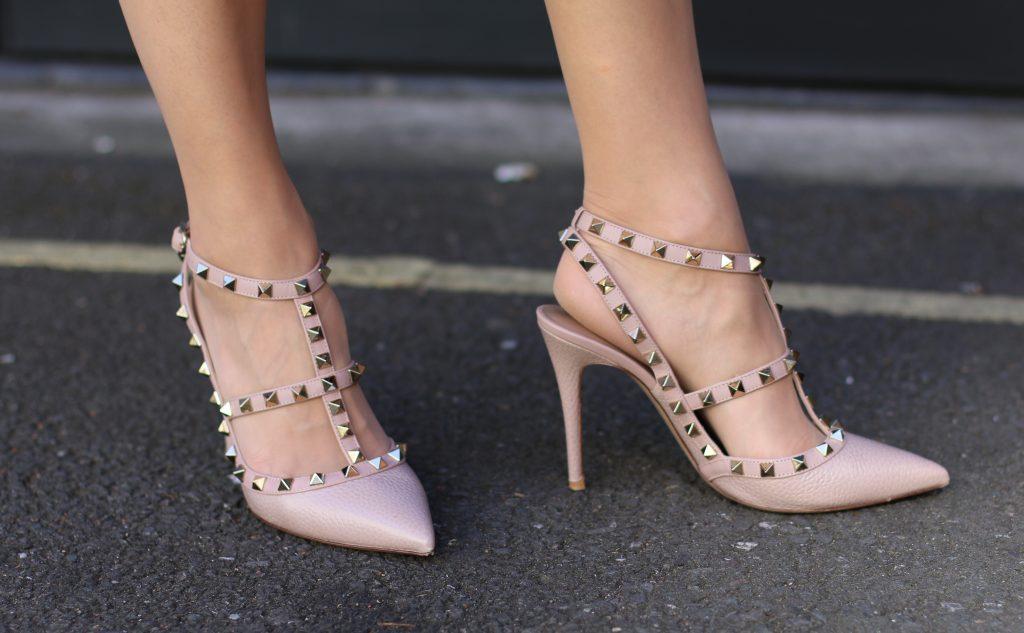 Valentino Beige High Heels