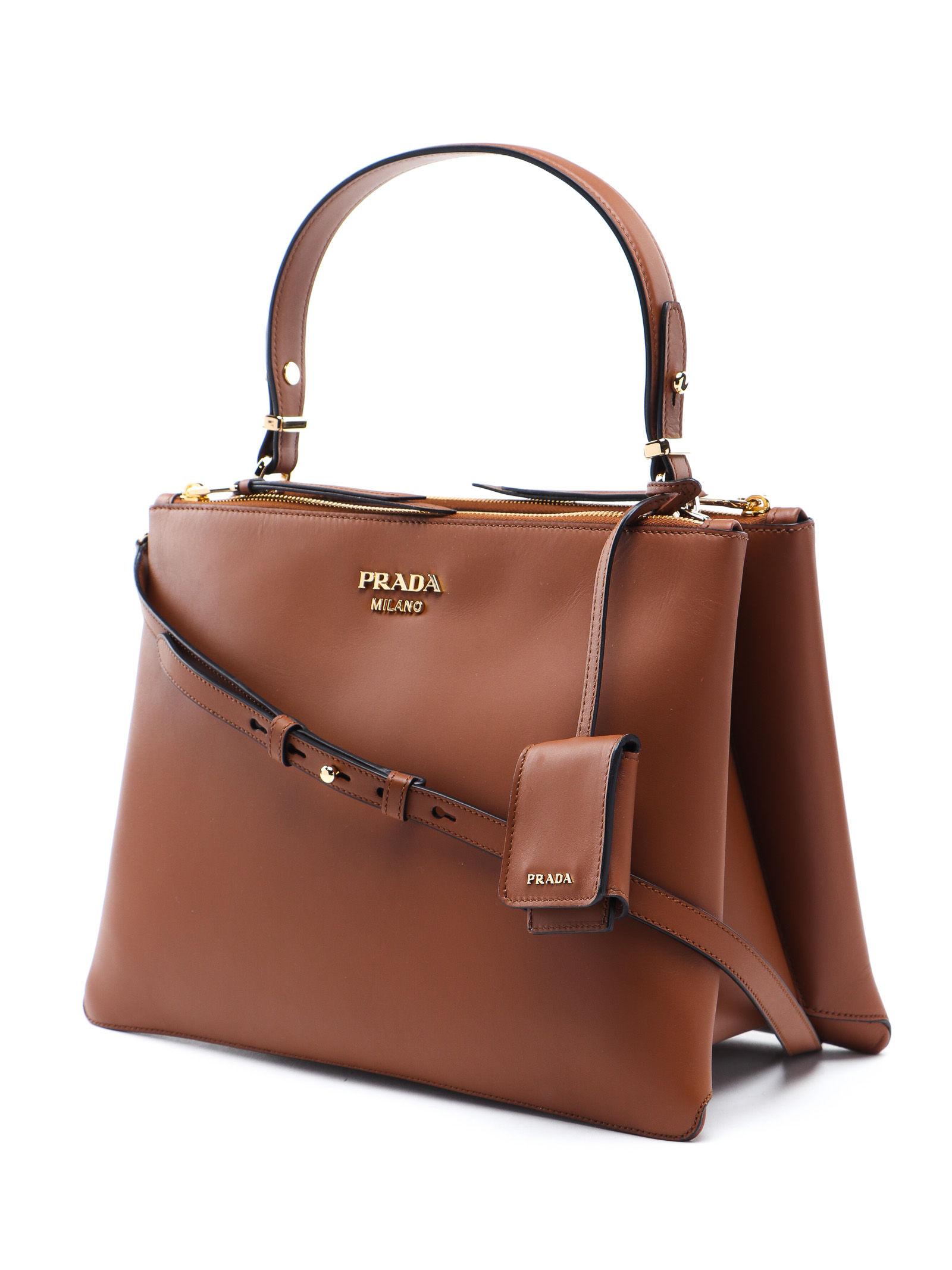 Prada Deux Handbag