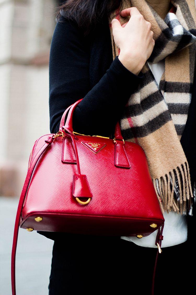 Authentic Prada Handbags