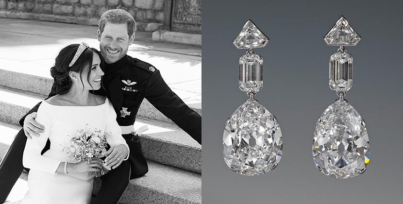 Cartier and British Royalty