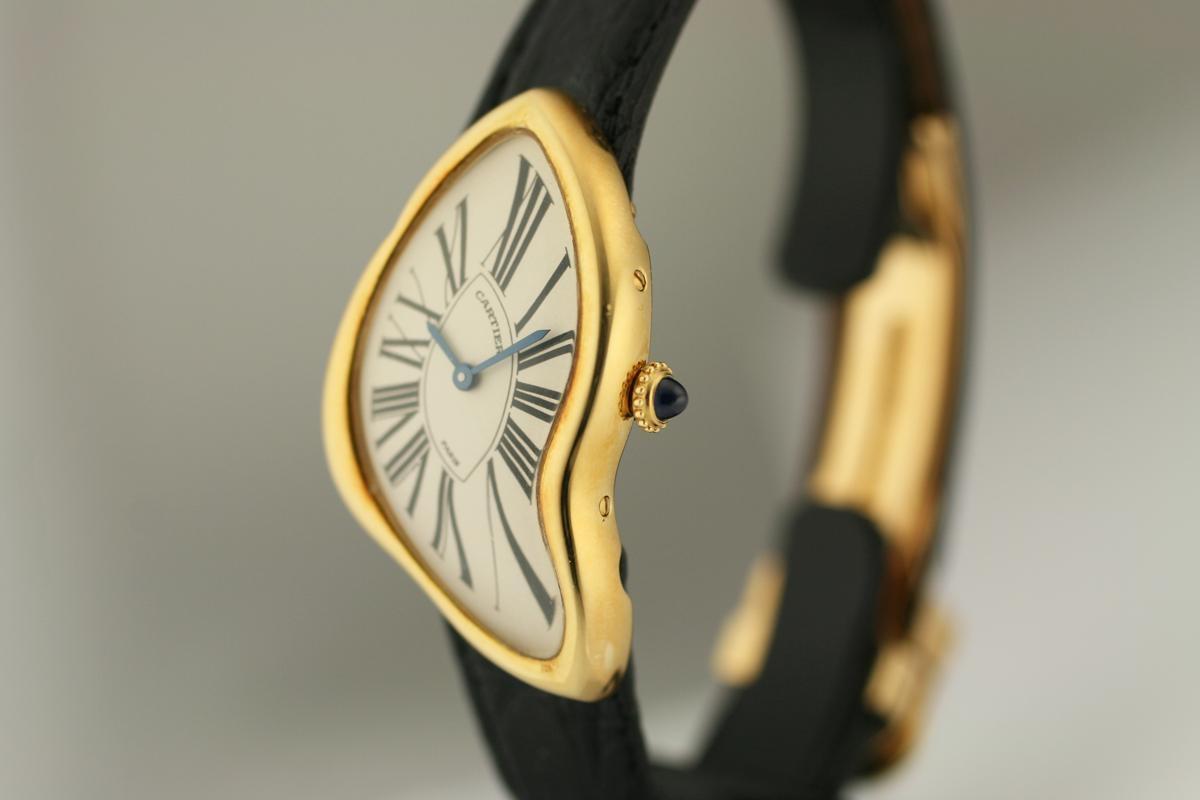 Cartier Crash Watch