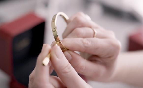 Cartier Love Bracelet Screwdriver