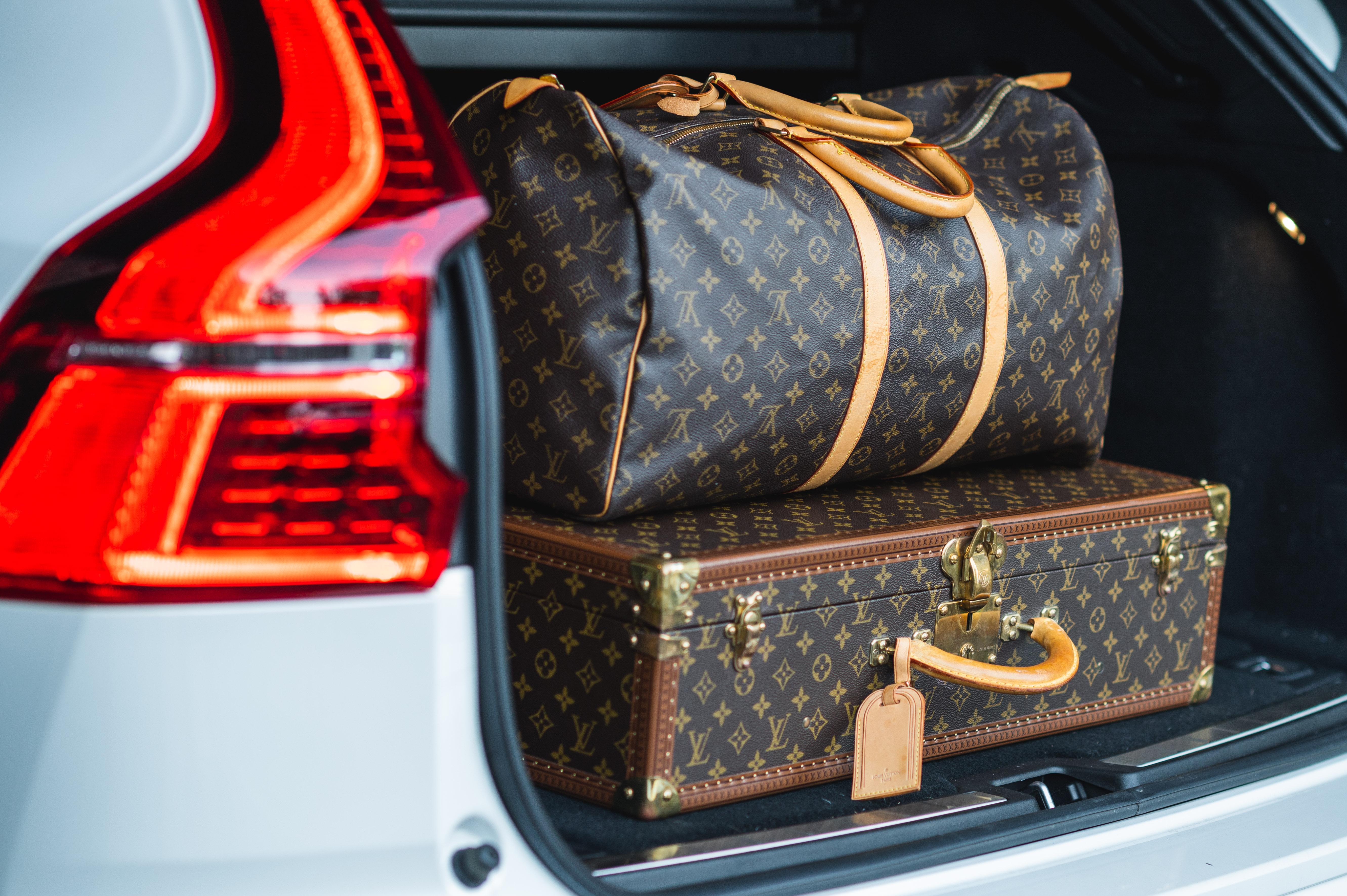 Louis Vuitton Luggage Bag