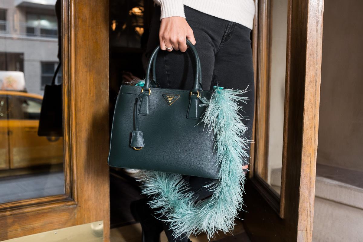Prada Galleria Handbag
