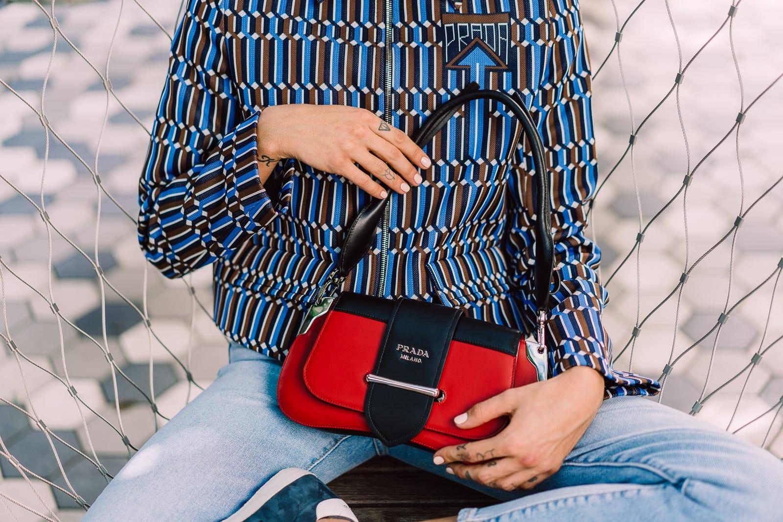 Prada Handbag South Africa