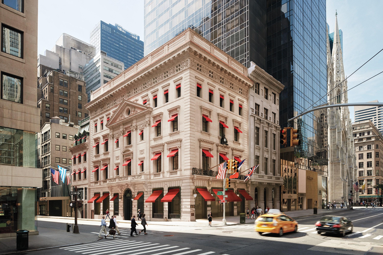 Cartier Building New York