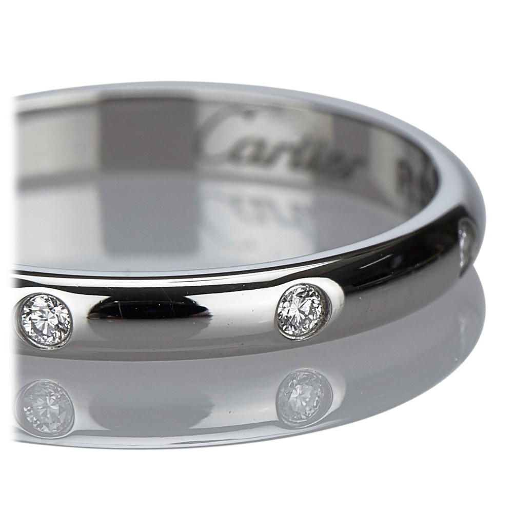 Cartier Platinum Jewelry
