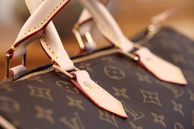 Louis Vuitton Vachetta Cowhide