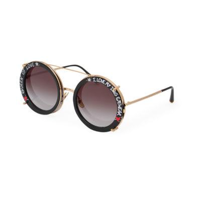 Round Dolce Gabbana Sunglasses