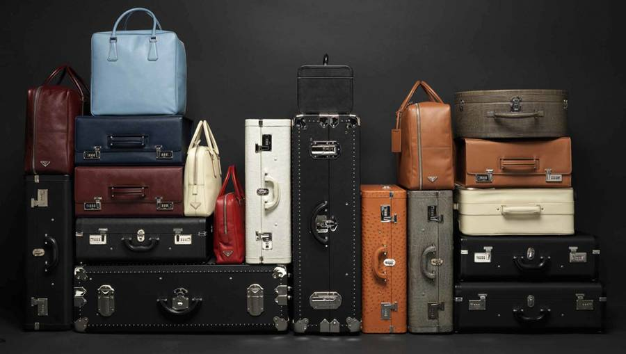 Luxury Luggage Bag