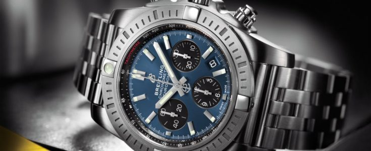 10 Brilliant Facts About Breitling Watches