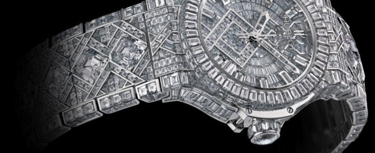Top 6 Most Expensive Watches In The World